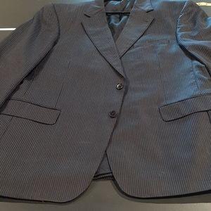Men Sport Coat/Blazer. 44R. JOS A BANKS